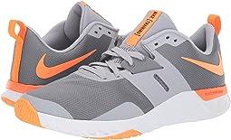 Cool Grey/Total Orange/Wolf Grey/White