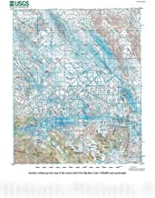 Map : Gravity map and data of the eastern half of the Big Bear Lake, 100,000 scale quadrangle, California and analysis of the depths of several basins, 2002 Cartography Wall Art : 29in x 44in