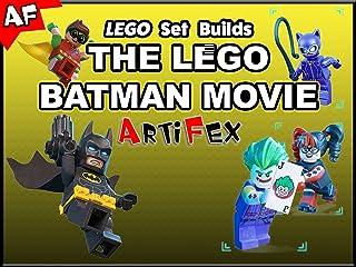 Clip: Lego Set Builds The Lego Batman Movie - Artifex