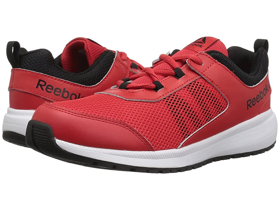 Reebok Kids Road Supreme (Little Kid/Big Kid) (Red/Black) Boys Shoes