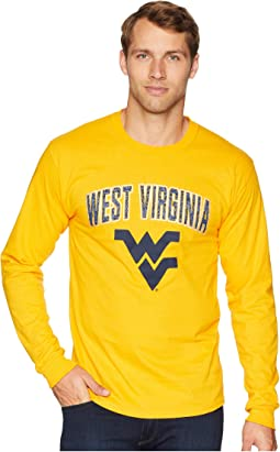 West Virginia Mountaineers Long Sleeve Jersey Tee