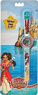 ساعة بمينا رقمي للفتيات بشخصية الينا من ديزني - TC 2203