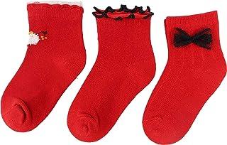 Angel's Pride, Juego de 3 calcetines para niños pequeños