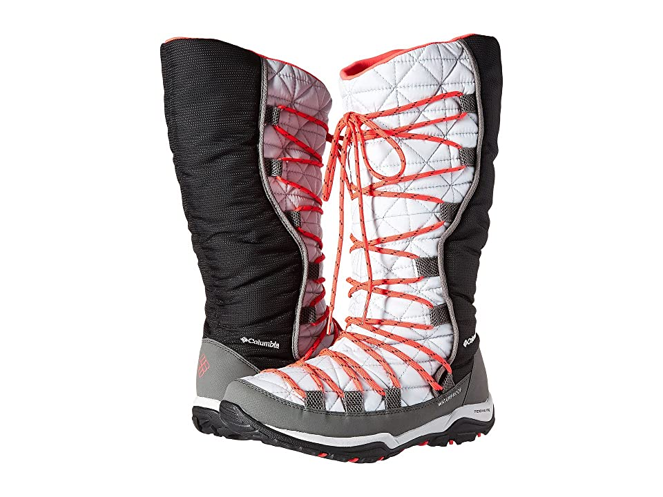 Columbia Loveland Omni-Heat (Cool Grey/Laser Red) Women