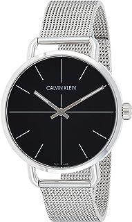Calvin Klein Unisex Adult Analogue-Digital Quartz Watch with Stainless Steel Strap K7B21121