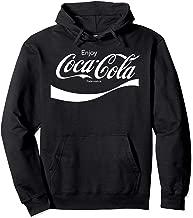 Coca Cola Swoosh Logo Pullover Hoodie