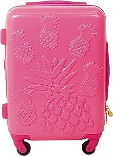 "Macbeth Macbeth Collection 21"" Pineapple Luggage, Magenta, Magenta (Pink) - ABMB5105-627"