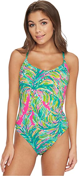 Lilly Pulitzer - Azalea One-Piece Swimsuit