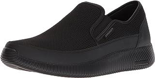 Skechers Men's Depth Charge Flish Loafer, Black/