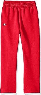 Boys' Open-Bottom Sweatpants with Pockets, Amazon Exclusive