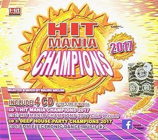 Hit Mania Champions 2017 (4Cd)