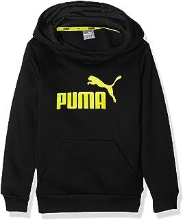 06655b5cf5b6c PUMA 838721 03 Ess No.1 Sweat-shirt à capuche Enfant Medium Gray Heather