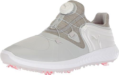 PUMA Ignite Blaze Sport Disc, Chaussure de Golf Femme, Gris Violet ...