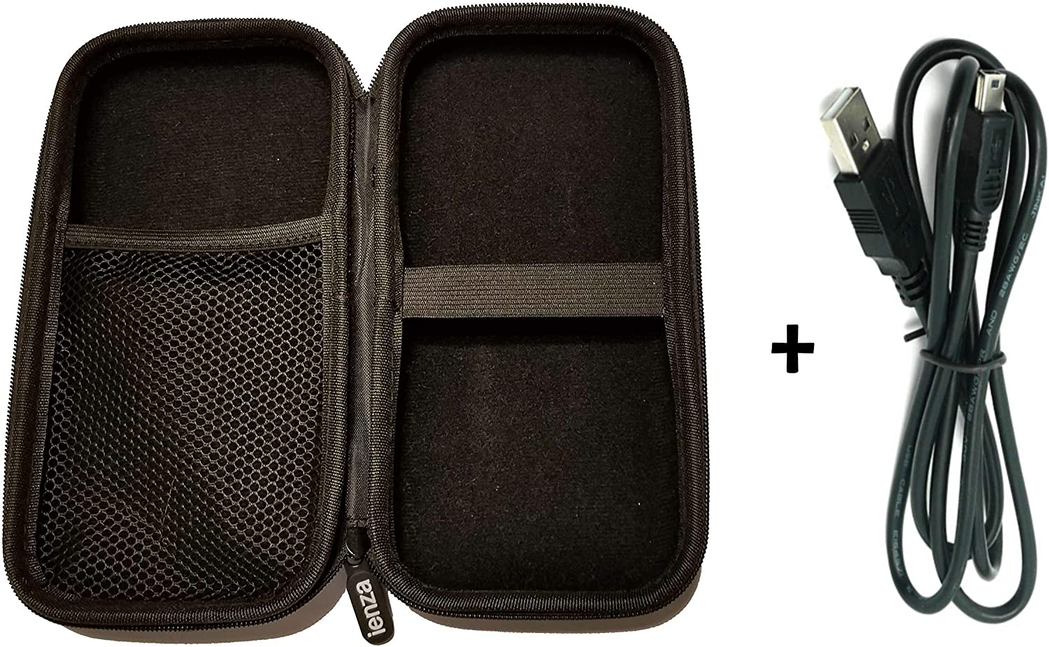 IENZA Value Pack: famous Protective Case Charging USB and Cable Los Angeles Mall Storage