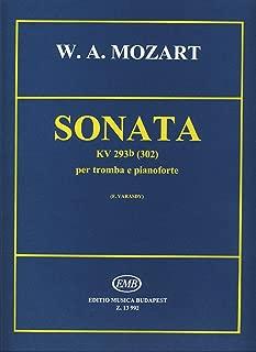 MOZART - Sonata (K.302) (293b) en Mib Mayor para Trompeta y Piano (Varasdy)