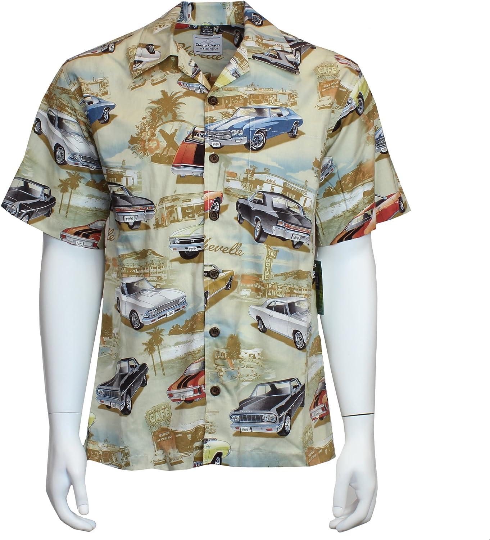 David Carey Originals Chevelles Camp Shirt