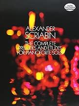 The Complete Preludes and Etudes for Pianoforte Solo (Dover Music for Piano)