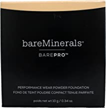 bareMinerals Barepro Performance Wear Powder Foundation, Light Natural, 0.34 Ounce