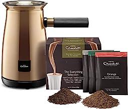 Hotel Chocolat Velvetiser Hot Chocolate Machine, Copper