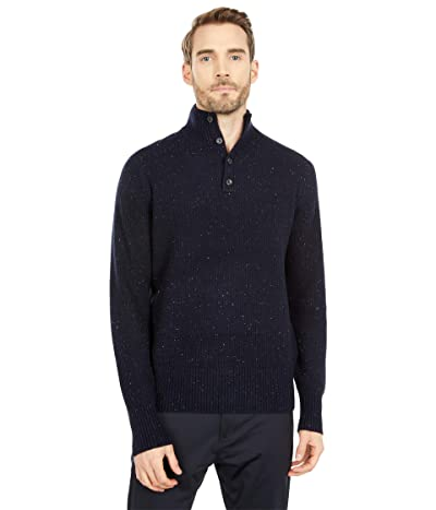 The North Face Crestview Button Sweater (Aviator Navy) Men