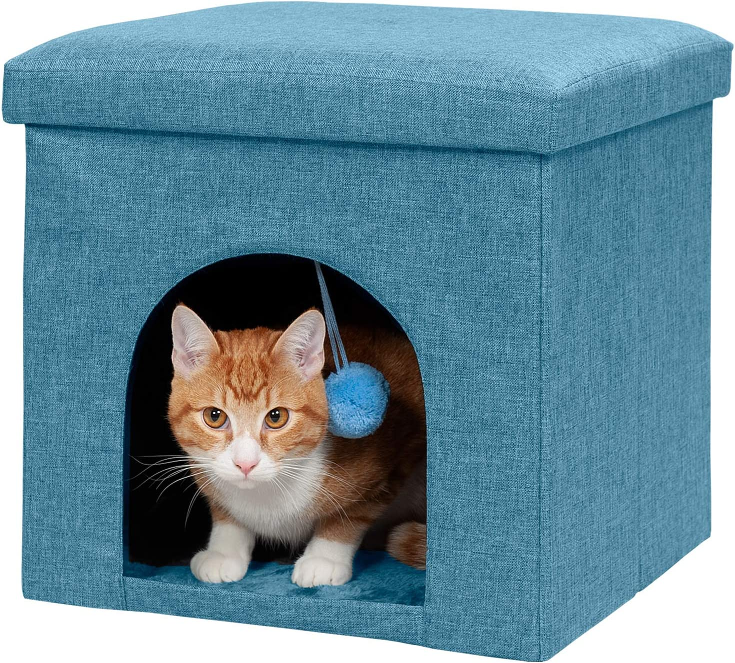 Furhaven Pet House for Cats and Today's only Living Dogs Super special price - Collapsible Small