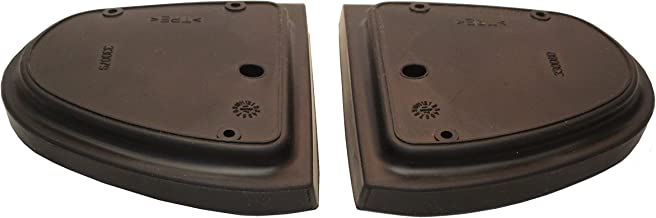 Mercedes-Benz W211 E Class Exterior side mirror Left & Right gasket seals years 2003,2004,2005 early 2006 (Made in U.S.A.)