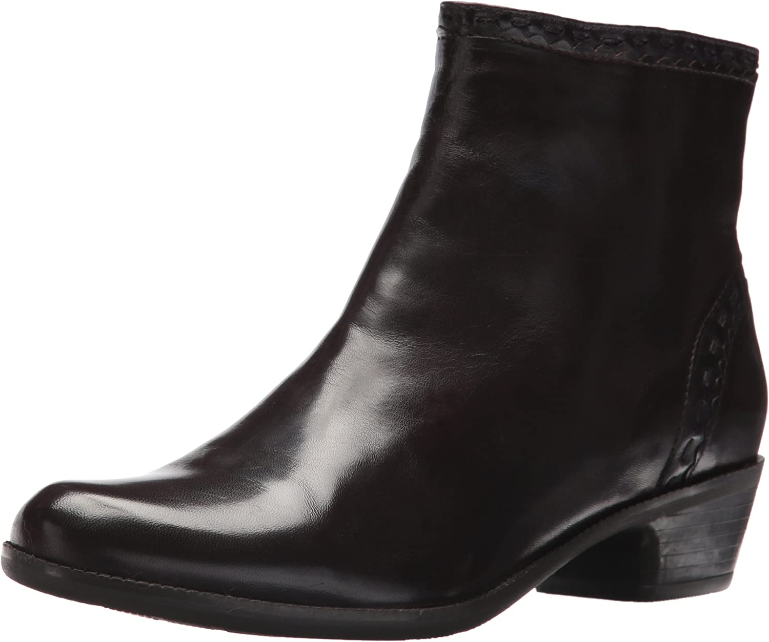 Spring Step Womens Micaela Ankle Bootie