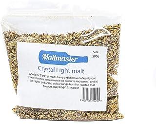 Maltmaster Crushed Amber malt 2Kg