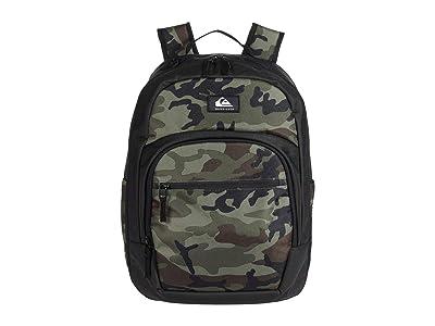 Quiksilver Schoolie Cooler II (Crucial Camo) Backpack Bags