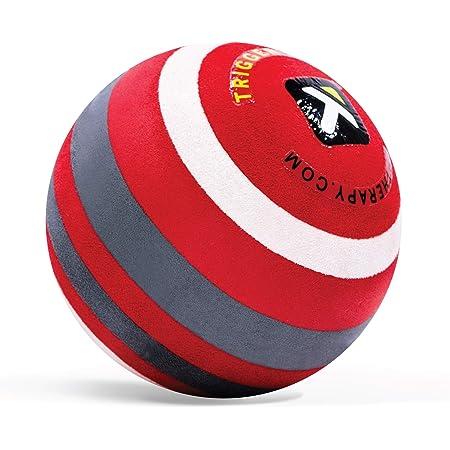 【日本正規品】 トリガーポイント(TRIGGERPOINT) マッサージボール MB-X 硬質モデル 筋膜リリース ストレッチボール 直径6.5cm レッド 04421