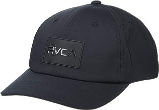 RVCA Men's TECH Sport HAT, Black, ONE Size
