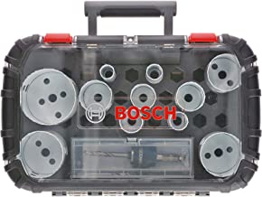 Bosch Professional Progressor for Wood and Metal Set universal de 14unidades de sierras de corona (accesorios para taladro)