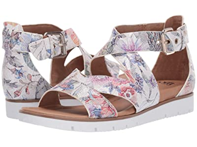 Sofft Mirabelle (White Multi Floral Lace Print) Women
