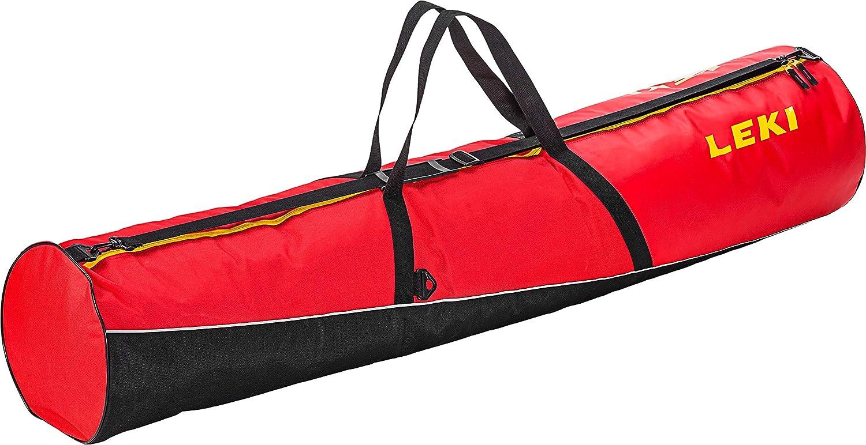 LEKI Unisex_Adult Sports Ski Super beauty product restock quality top Red-Black Pole L Translated