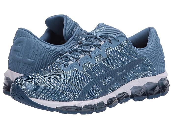 ASICS  GEL-Quantum 360 5 (Grey Floss/Grand Shark) Womens Running Shoes