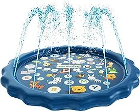 Best plastic pool with sprinkler Reviews