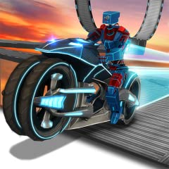 Ultimate simulation stunt game Amazing simulating 3D graphics Variety of new stunts performing Smooth controls and epic gameplay Many challenging levels& realistic missions Realistic bike physics and control racing 3D game Crazy biking adventure and ...