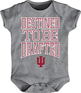 NCAA by Outerstuff NCAA Indiana Hoosiers Newborn & Infant