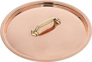 "Mauviel M'Heritage 250B 2.5 mm 9.4""/24 cm Lid, Copper"