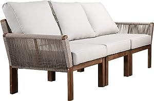 Furniture HotSpot Brendina Outdoor 3-Seater Sofa