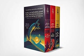 Dune Boxed Set #1 (2019): The Butlerian Jihad, the Machine Crusade, the Battle of Corrin