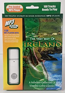 The Very Best of Ireland (PRE-Loaded MP3 Player)