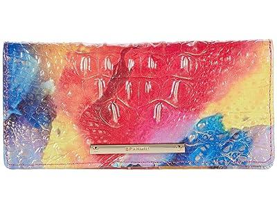 Brahmin Melbourne Ady Wallet (Dandy) Wallet Handbags