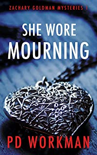 She Wore Mourning (Zachary Goldman Mysteries Book 1)