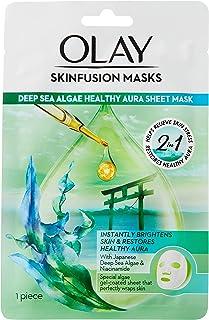 Olay (オレイ) Skinfusion Mask スキンフュージョン深海藻類シートマスク 1's