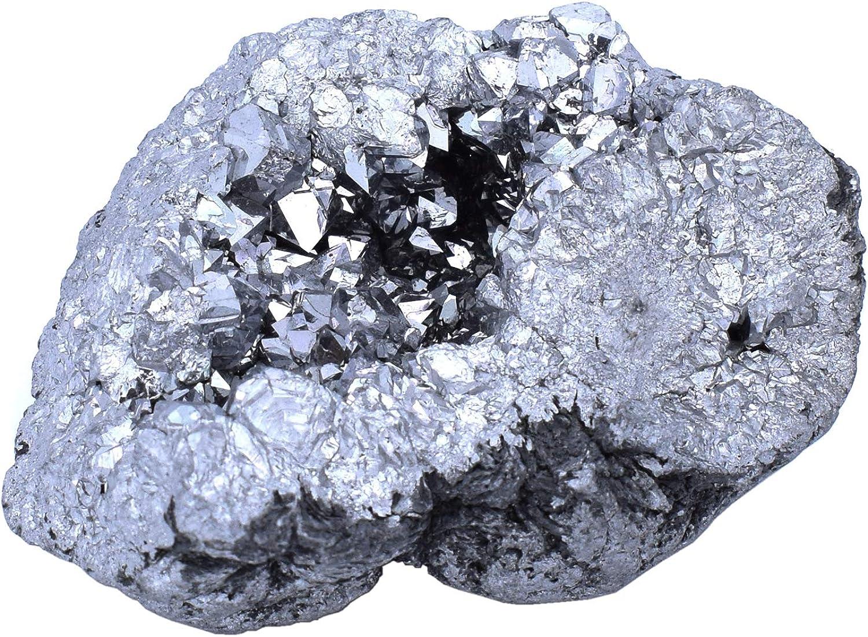 Achat Geode Druse Rohstein Edelstein offene Gesteinsknolle verschiedene Farben Dekoration Schreibtisch Wohnzimmer ca 4x5x4 cm