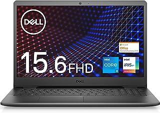 【Microsoft Office Home&Business 2019搭載】Dell ノートパソコン Inspiron 15 3501 ブラック Win10/15.6FHD/Core i5-1135G7/8GB/256GB/Webカメラ/無線...