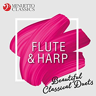 harp flute duet