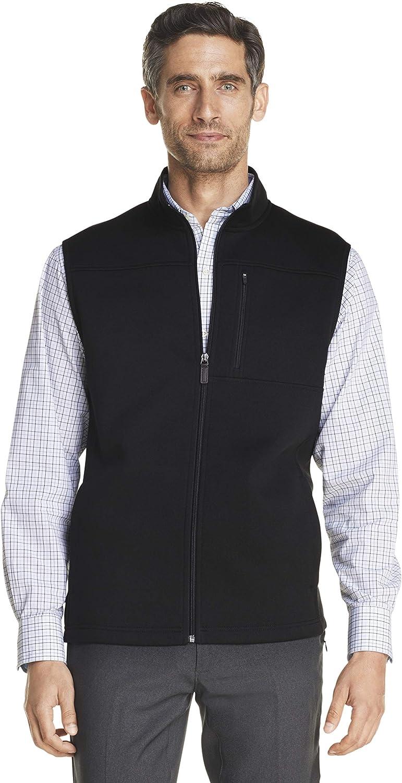 Limited time trial price IZOD Men's Premium Essentials Fleece Vest In stock