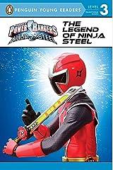 The Legend of Ninja Steel (Power Rangers) Paperback
